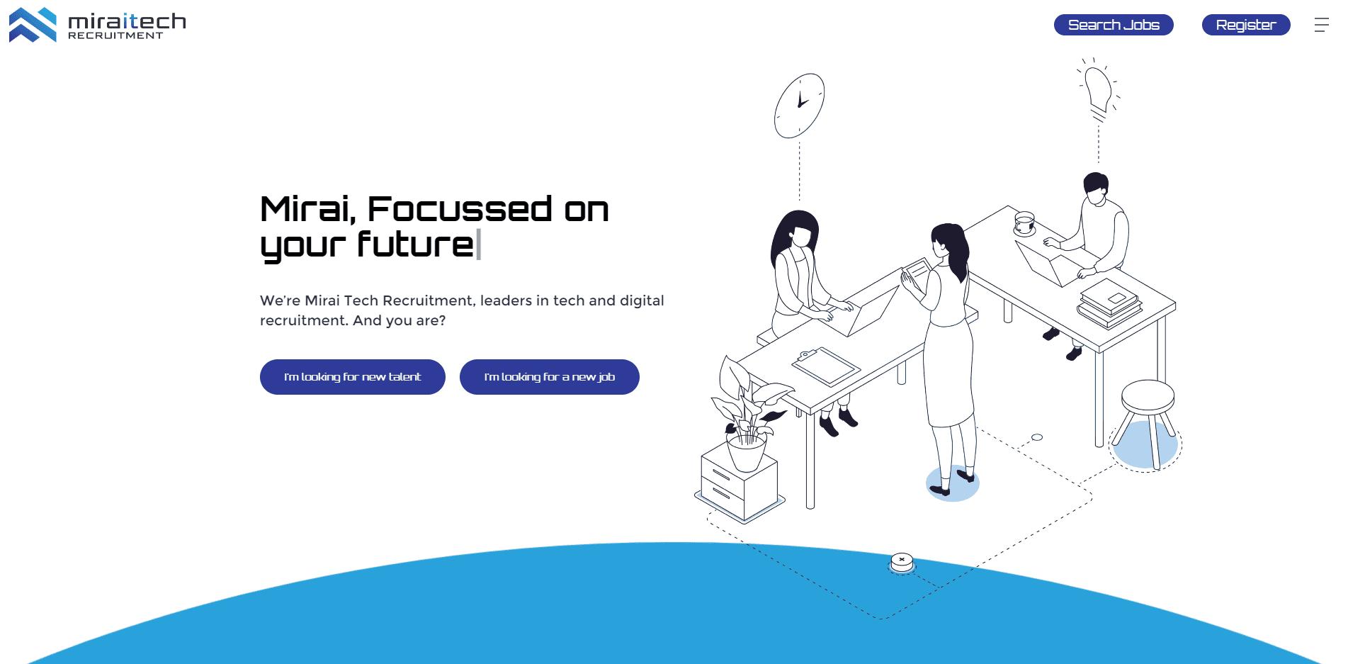 Mirai Tech Recruitment
