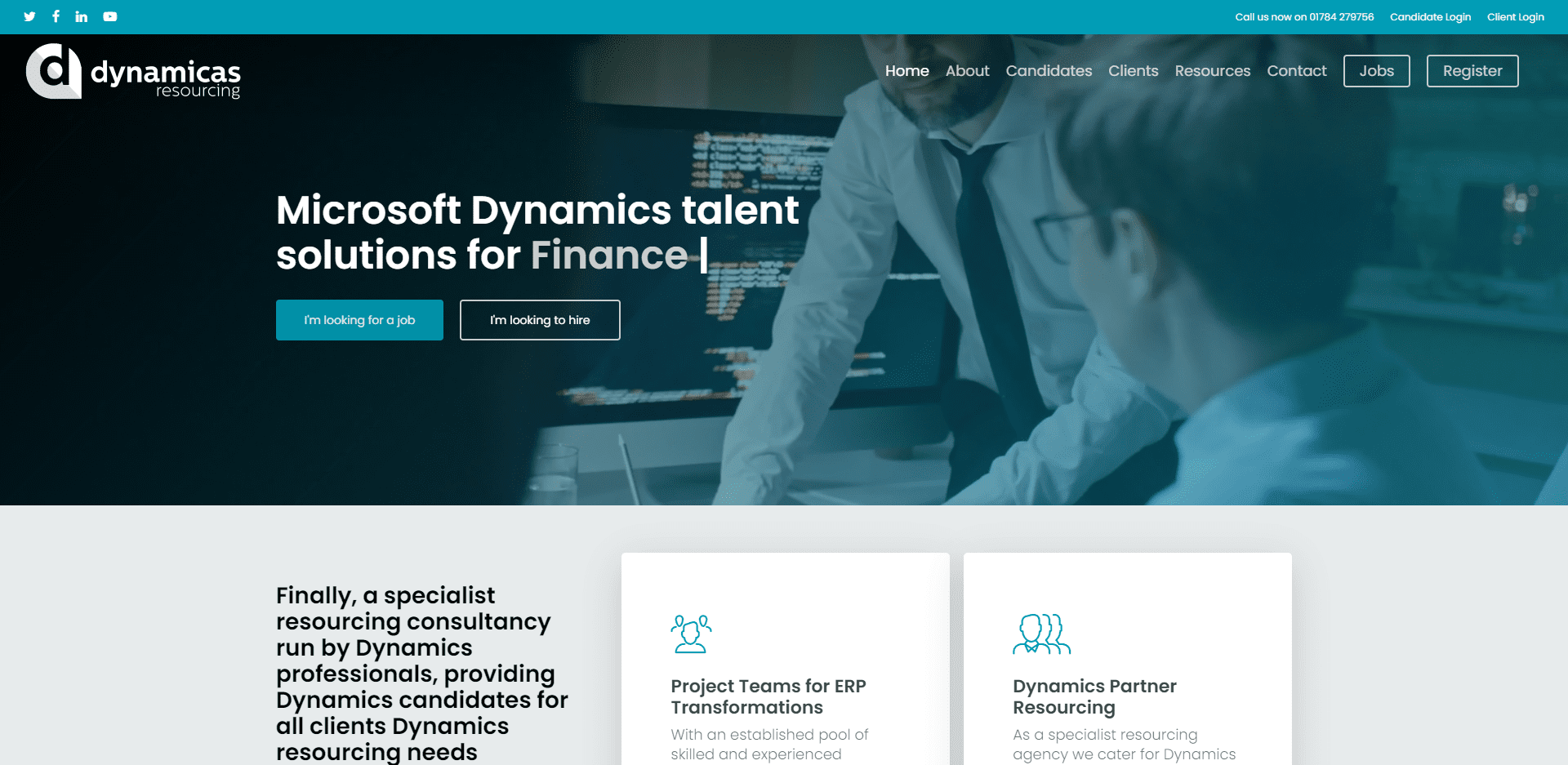 Dynamicas Resourcing